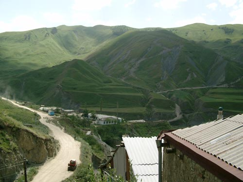отдых в дагестан: