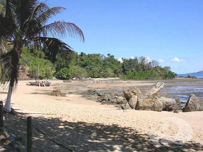 Мадагаскар - побережье